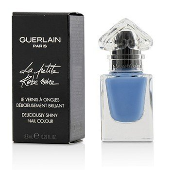 Guerlain La Petite Robe Noire Deliciously Shiny Nail Colour - #008 Denim Jacket
