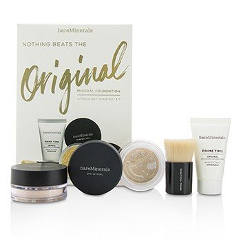 Get Started Mineral Foundation Kit - # 03 Fairly Light