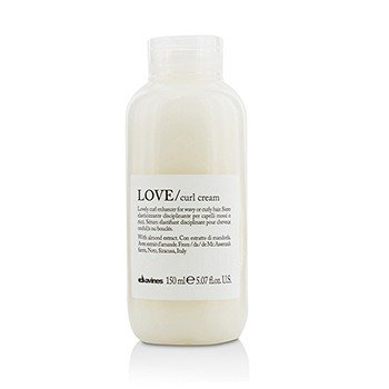 Davines Love Curl Cream (Lovely Curl Enhancer For Wavy or Curly Hair)