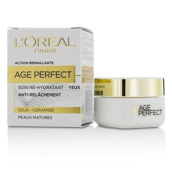 LOreal Age Perfect Re-Hydrating Eye Cream - For Mature Skin