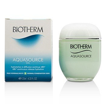 Biotherm Aquasource 48H Continuous Release Hydration Gel - For Normal/ Combination Skin