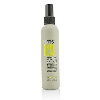 KMS California Hair Play Sea Salt Spray (Tousled Texture and Matte Finish)