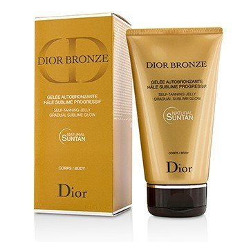 Christian Dior Dior Bronze Self-Tanning Jelly Gradual Sublime Glow Body