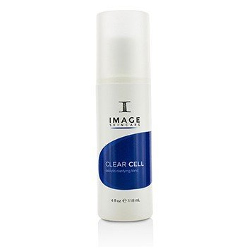 Image Clear Cell Salicylic Clarifying Tonic