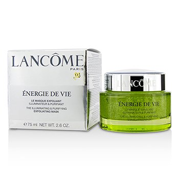 Lancome Energie De Vie The Illuminating & Purifying Exfoliating Mask - All Skin Types, Even Sensitive