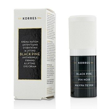 Korres Black Pine Anti-Wrinkle, Firming & Lifting Eye Cream