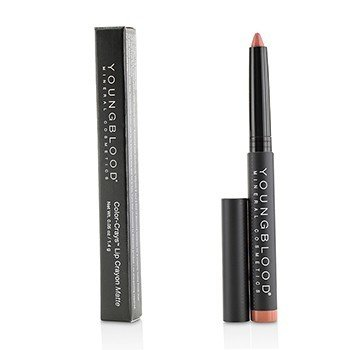 Youngblood Color Crays Matte Lip Crayon - # Angeleno