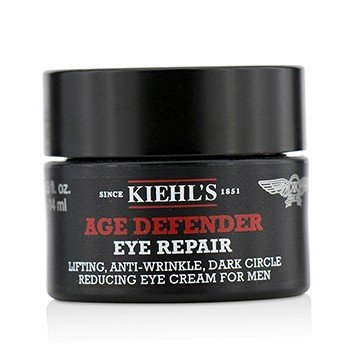 Kiehls Age Defender Eye Repair Lifting, Anti-Wrinkle, Dark Circle Reducing Eye Cream For Men
