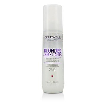 Goldwell Dual Senses Blondes & Highlights Brilliance Serum Spray (Luminosity For Blonde Hair)