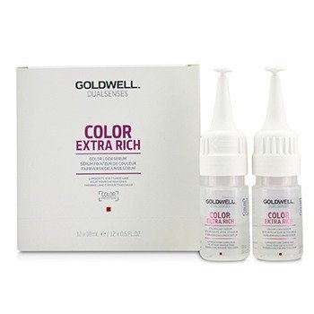 Goldwell Dual Senses Color Extra Rich Color Lock Serum (Luminosity For Coarse Hair)
