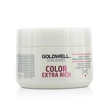 Goldwell Dual Senses Color Extra Rich 60Sec Treatment (Luminosity For Coarse Hair)