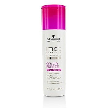 Schwarzkopf BC Color Freeze pH 4.5 Perfect Conditioner (For Coloured Hair)