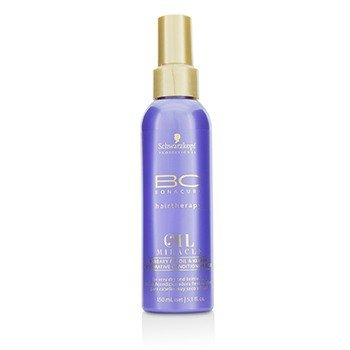 Schwarzkopf BC Oil Miracle Barbary Fig Oil & Keratin Restorative Conditioning Milk (For Very Dry and Brittle Hair)