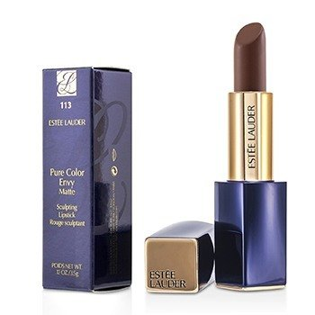 Estee Lauder Pure Color Envy Matte Sculpting Lipstick - # 113 Raw Edge