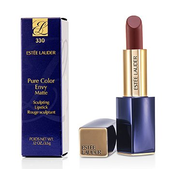 Estee Lauder Pure Color Envy Matte Sculpting Lipstick - # 330 Decisive  Poppy