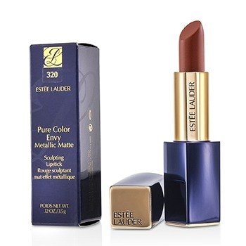 Estee Lauder Pure Color Envy Metallic Matte Sculpting Lipstick - # 320 Magnetic Wave