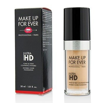 Make Up For Ever Ultra HD Invisible Cover Foundation - # R230 (Ivory)