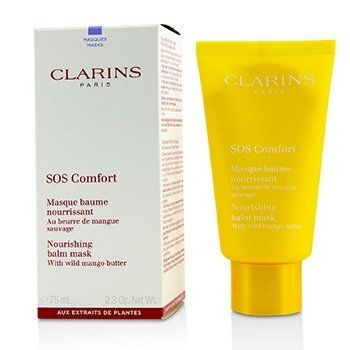 Clarins SOS Comfort Nourishing Balm Mask with Wild Mango Butter - For Dry Skin