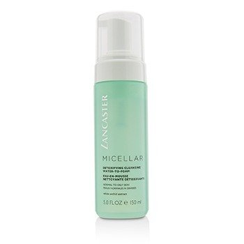 Lancaster Micellar Detoxifying Cleansing Water-To-Foam - Normal to Oily Skin, Including Sensitive Skin