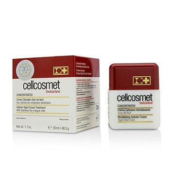 Cellcosmet & Cellmen Cellcosmet Concentrated Cellular Night Cream Treatment