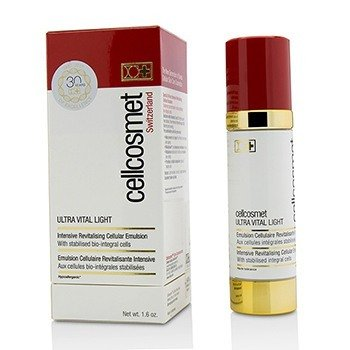 Cellcosmet & Cellmen Cellcosmet Ultra Vital Light Intensive Revitalising Cellular Emulsion