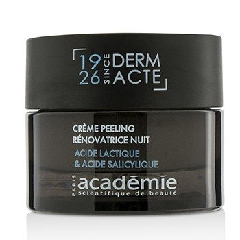 Academie Derm Acte Restorative Exfoliating Night Cream (Unboxed)