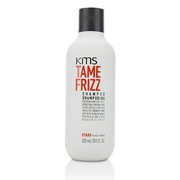 KMS California Tame Frizz Shampoo (Preparation For Frizz Reduction)