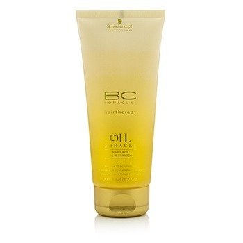 BC Oil Miracle Marula Oil Oil-In-Shampoo (For Fine to Normal Hair)