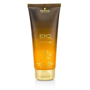 BC Oil Miracle Argan Oil Oil-In-Shampoo (For Normal to Thick Hair)