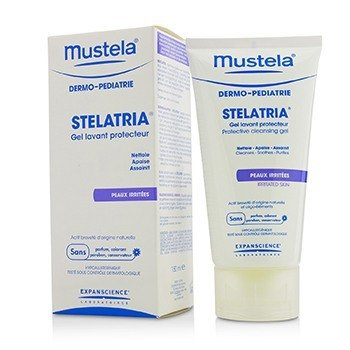 Mustela Stelatria Protective Cleansing Gel - For Irritated Skin