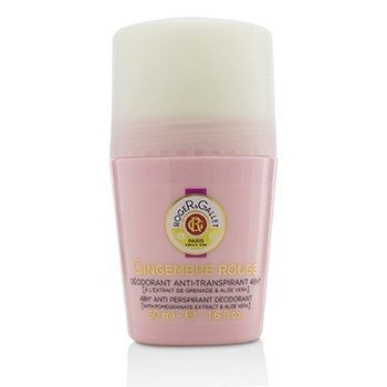 Roger & Gallet Gingembre Rouge 48H Anti Perspirant Deodorant Roll On