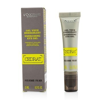 LOccitane Cedrat Energizing Eye Gel
