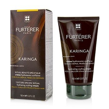 Rene Furterer Karinga Hydrating Styling Cream (Frizzy, Curly or Straightened Hair)