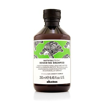 Davines Natural Tech Renewing Shampoo (For All Scalp and Hair Types)