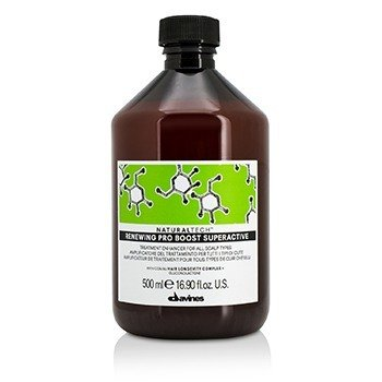 Davines Natural Tech Renewing Pro Boost Superactive Treatment Enhancer (For All Scalp and Hair Types)