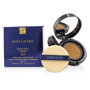 Estee Lauder Double Wear Cushion BB All Day Wear Liquid Compact SPF 50 - # 4C1 Outdoor Beige