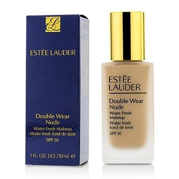 Estee Lauder Double Wear Nude Water Fresh Makeup SPF 30 - # 3C2 Pebble
