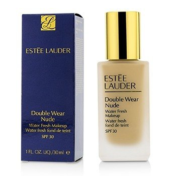 Estee Lauder Double Wear Nude Water Fresh Makeup SPF 30 - # 2N1 Desert Beige