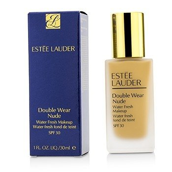 Estee Lauder Double Wear Nude Water Fresh Makeup SPF 30 - # 4N2 Spiced Sand