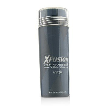 XFusion Keratin Hair Fibers - # Black