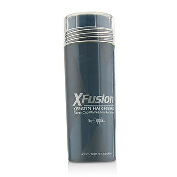 XFusion Keratin Hair Fibers - # Dark Brown