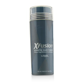 XFusion Keratin Hair Fibers - # Medium Blonde