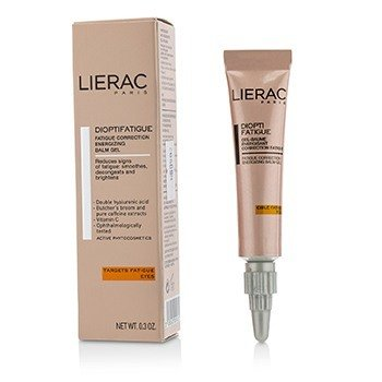 Lierac Dioptifatigue Fatigue Correction Energizing Balm Gel