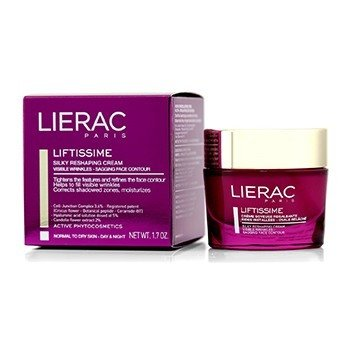 Lierac Liftissime Silky Reshaping Cream (For Normal To Dry Skin)