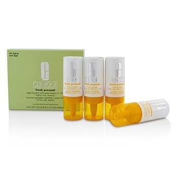 Clinique Fresh Pressed Daily Booster with Pure Vitamin C 10% - All Skin Types