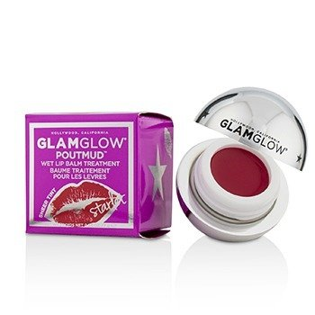 Glamglow PoutMud Sheer Tint Wet Lip Balm Treatment - Starlet