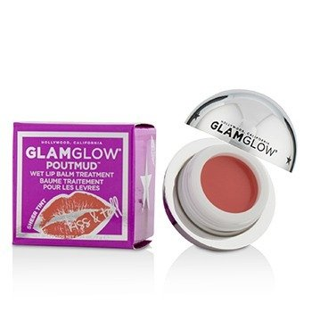 Glamglow PoutMud Sheer Tint Wet Lip Balm Treatment - Kiss & Tell