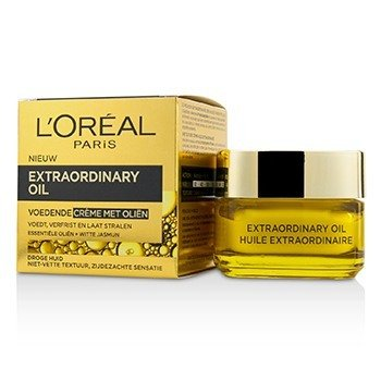 LOreal Extraordinary Oil Nourishing Oil-Cream