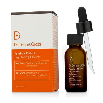 Dr Dennis Gross Ferulic + Retinol Brightening Solution