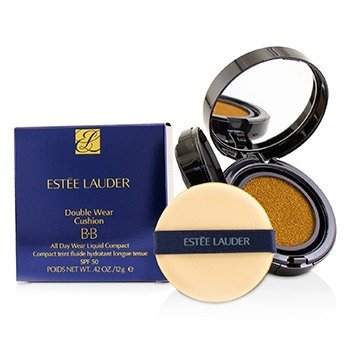 Estee Lauder Double Wear Cushion BB All Day Wear Liquid Compact SPF 50 - # 5W1 Bronze